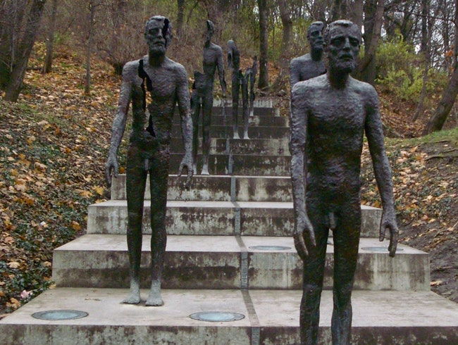 Pay your respects to victims of Communism at the monument dedicated to them in Prague