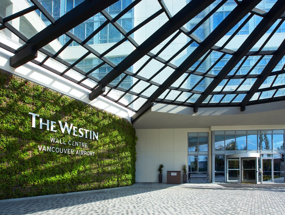 The Westin Wall Centre, Vancouver Airport Richmond  Canada