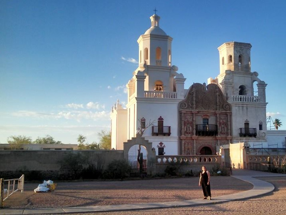 San Xavier Indian Reservation Tucson Arizona United States