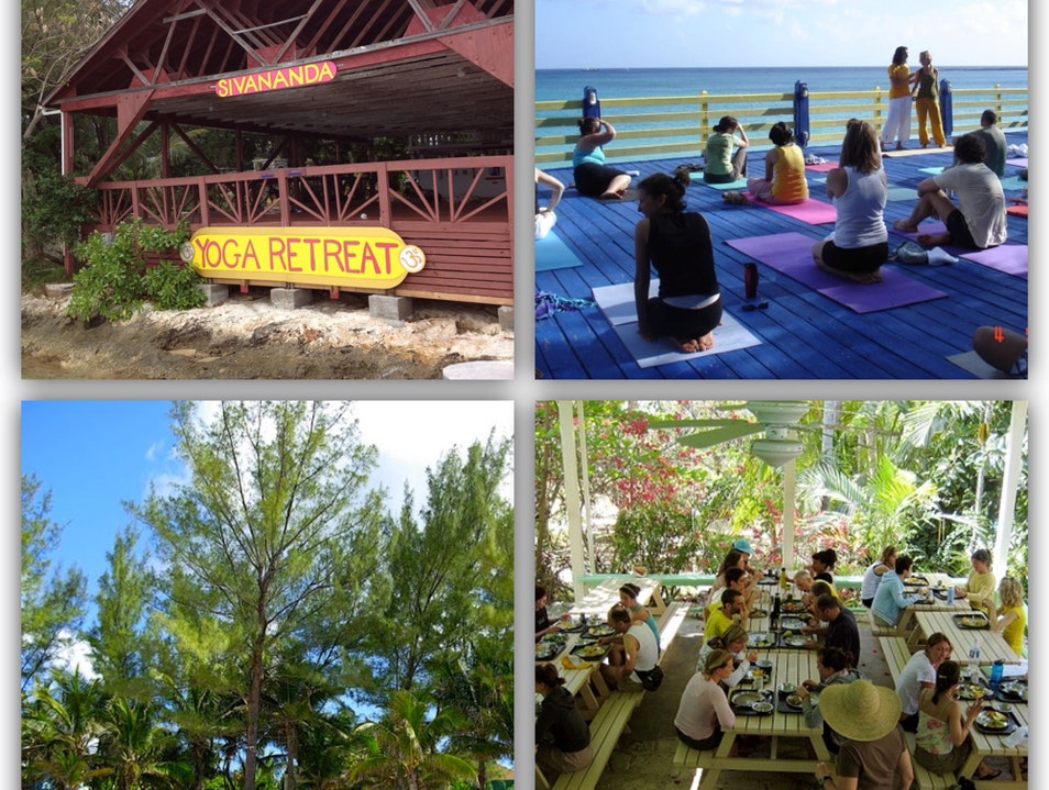 Yoga Ashram In The Bahamas Nassau  The Bahamas