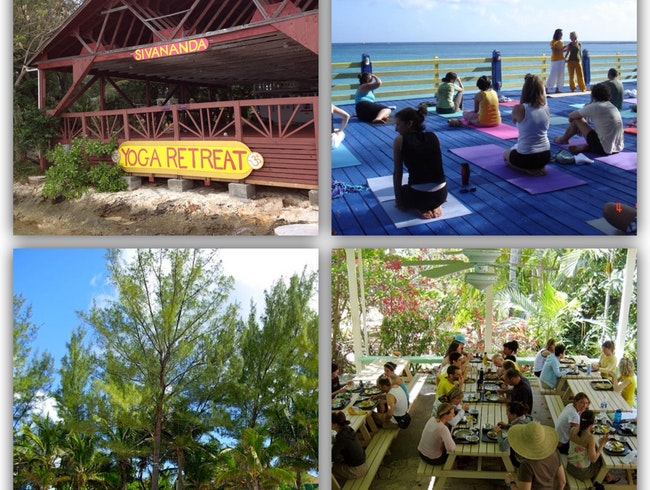 Yoga Ashram In The Bahamas