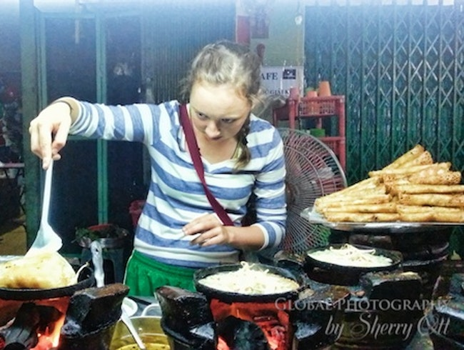 Get a Street Food Education in Saigon