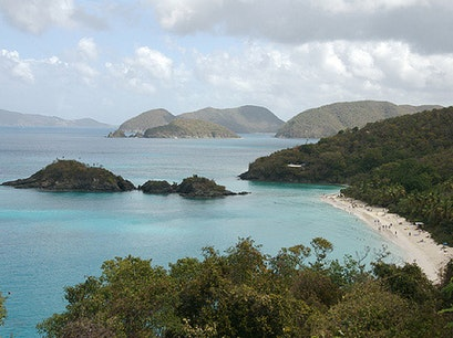 Virgin Islands National Park Central  United States Virgin Islands