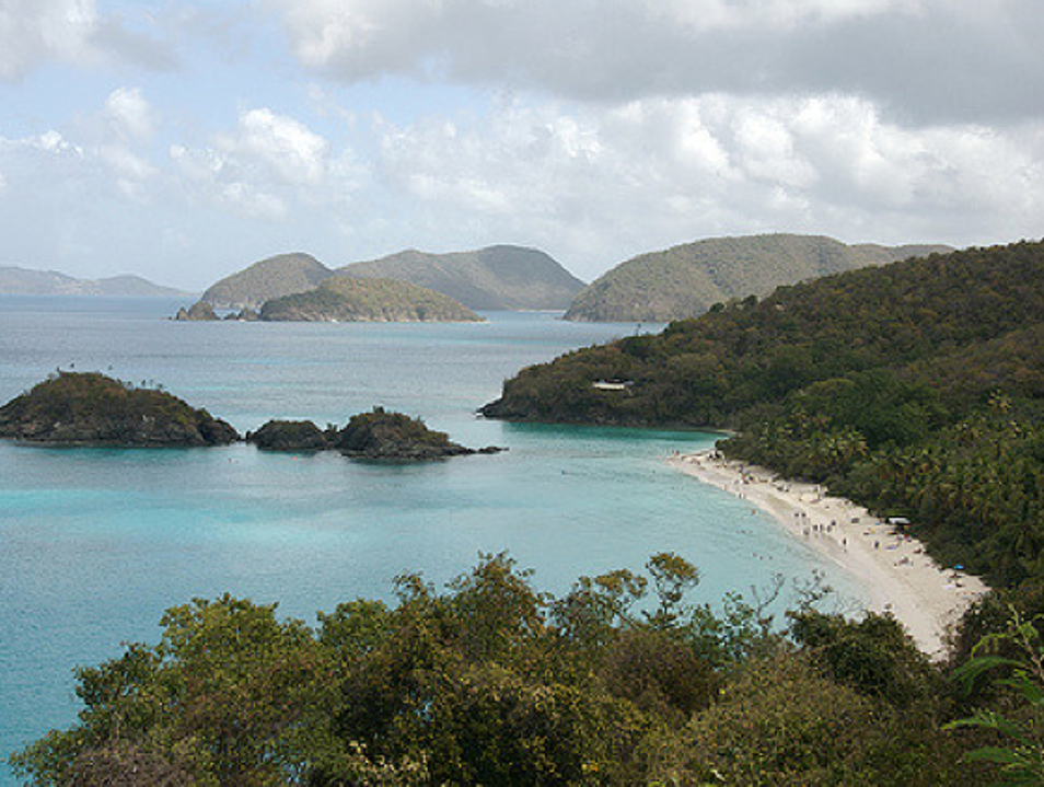Snorkel The Undersea Trail at Trunk Bay