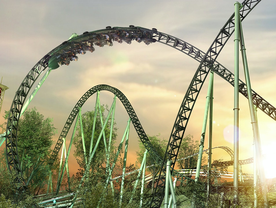 Liseberg Gothenburg  Sweden