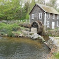 Stony Brook Grist Mill Brewster Massachusetts United States