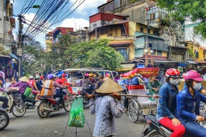 Where to Shop in Hanoi