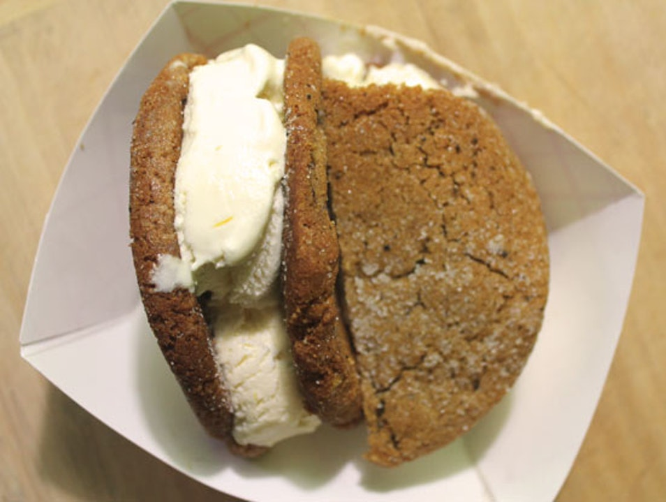 The Best Ice Cream Sammie in Town Toronto  Canada