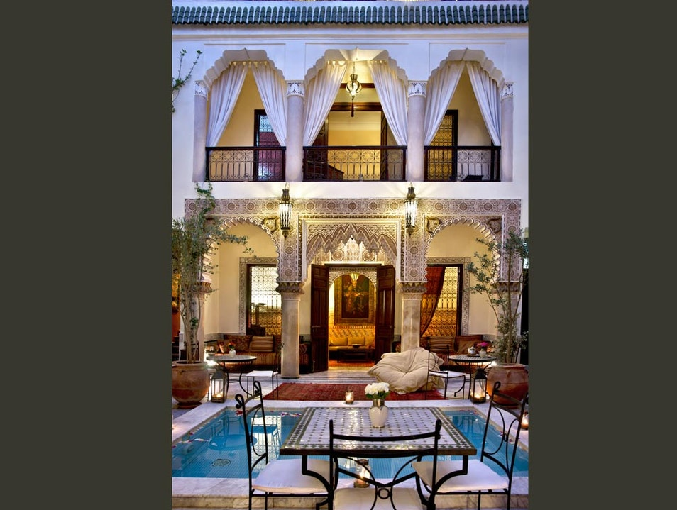 The best place we have ever stayed at Marrakech  Morocco