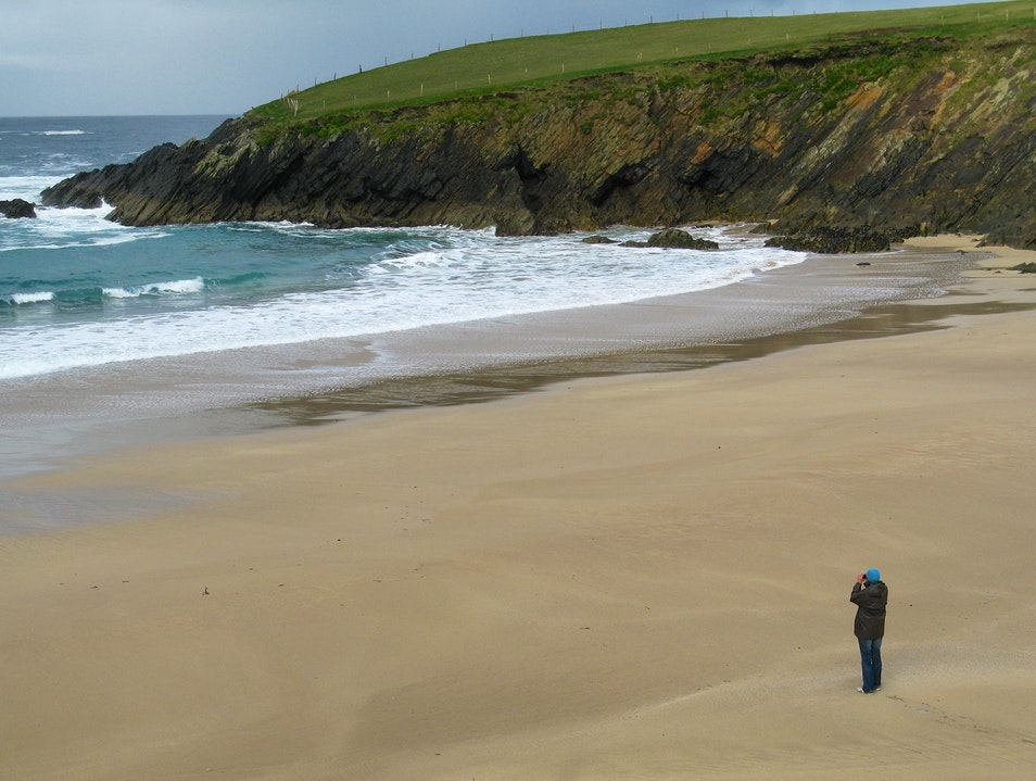 Beaches That Don't Demand a Swimsuit Dingle  Ireland