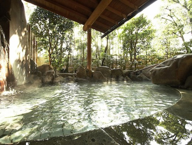 Hot Springs Lodgings: Zagyosoh Ryokan in Japan's Izu National Park