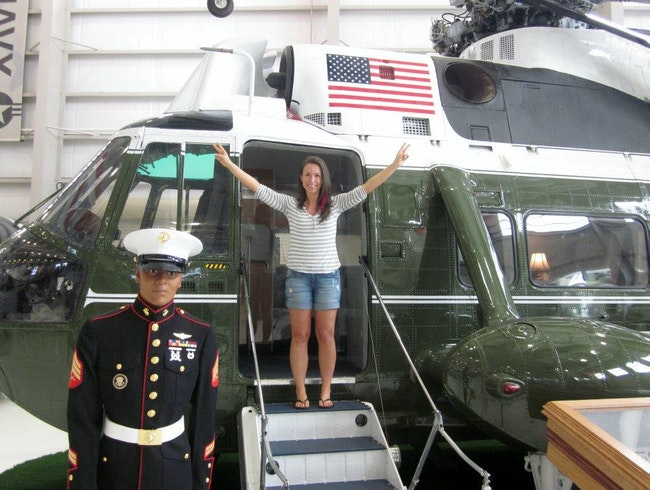 Reliving History at the Naval Museum