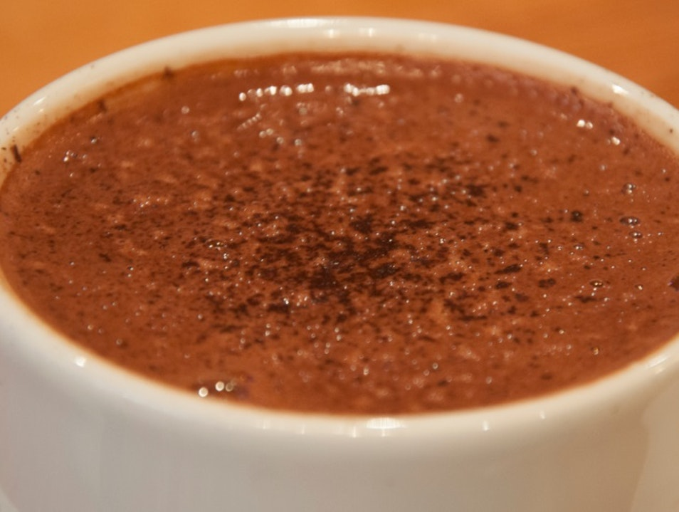 The Best Place to Find Hot Chocolate in New York City New York New York United States