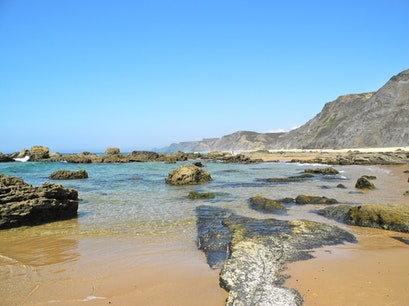 Praia Castelejo Southwest Alentejo And Vicentine Coast Natural Park  Portugal
