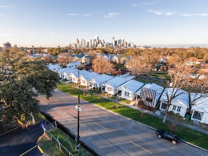 Project Row Houses Houston Texas United States