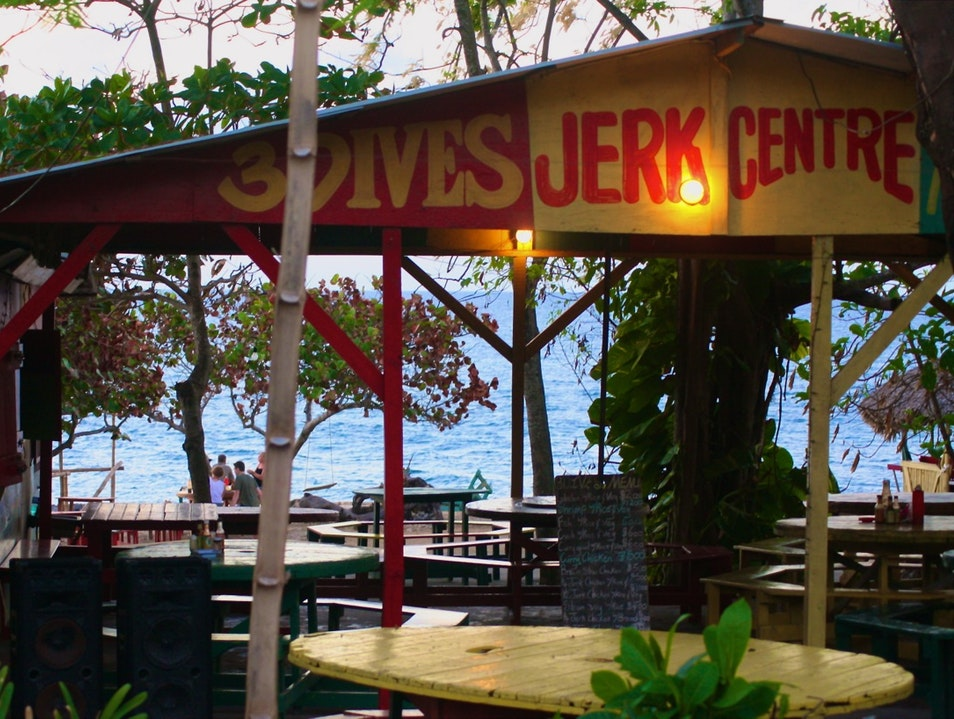 The Jerk Centers Frome  Jamaica