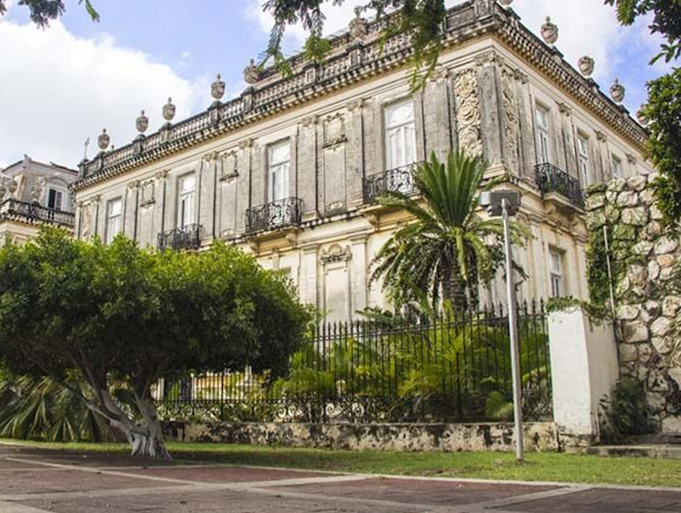 The Twin Houses in Merida Merida  Mexico