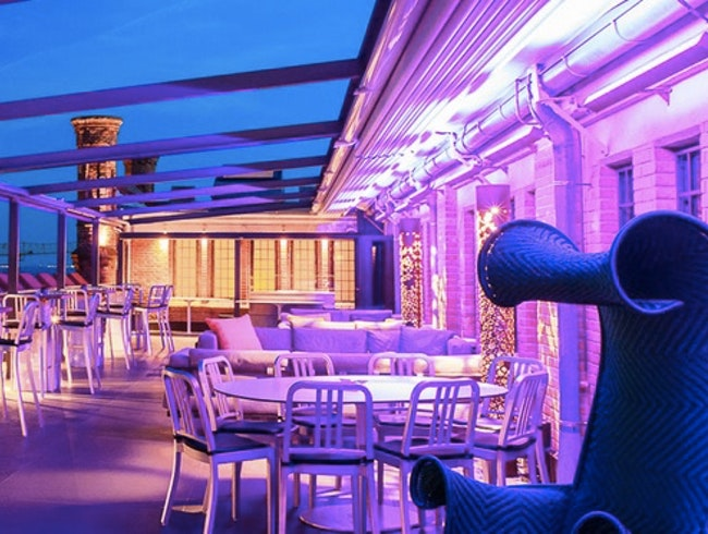 Drink with a View: Skyline Rooftop Bar