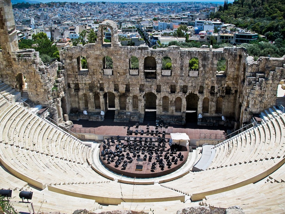 Concert anyone? Athens  Greece