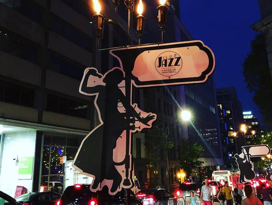 The Most Elegant Montreal Jazz Music Festival Draws to a Close Montreal  Canada