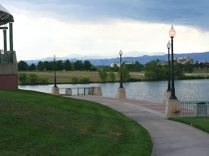 City Park Recreation Center Westminster Colorado United States