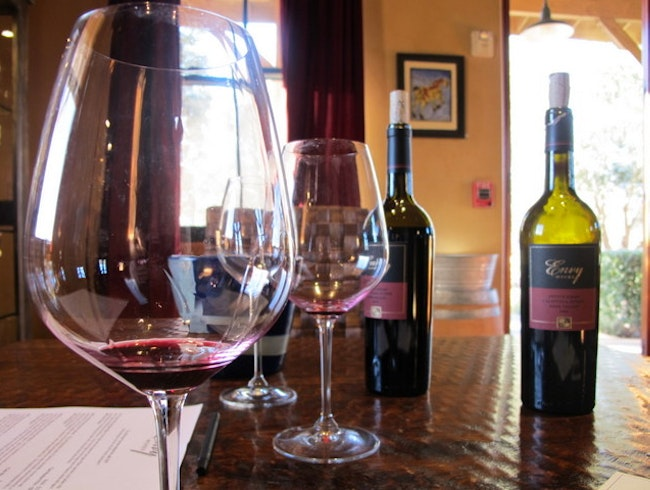 Boutique Wineries in Napa Valley, California