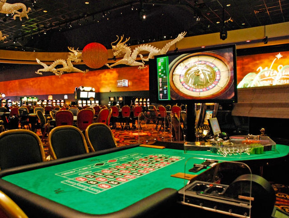 Dallas' Closest Casino Experience Thackerville Oklahoma United States