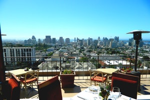 Dining with the Best Views in San Diego