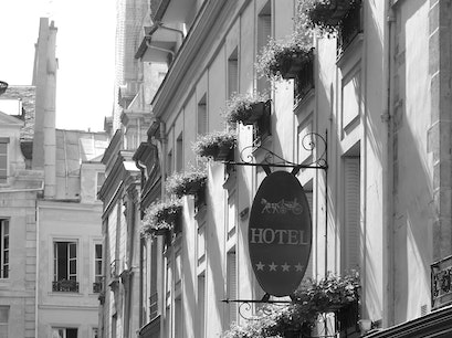 Hôtel Relais Christine Paris  France