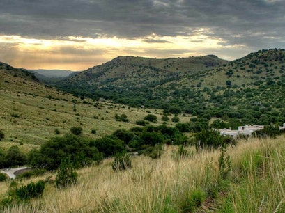 Davis Mountains State Park Fort Davis Texas United States
