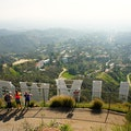 Hollywood Sign Los Angeles California United States