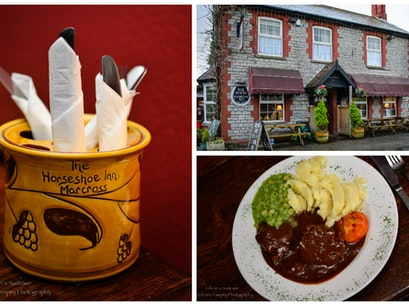 The Horseshoe Inn Llantwit Major  United Kingdom