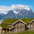 Lyngen Lodge Gáivuotna-Kåfjord  Norway