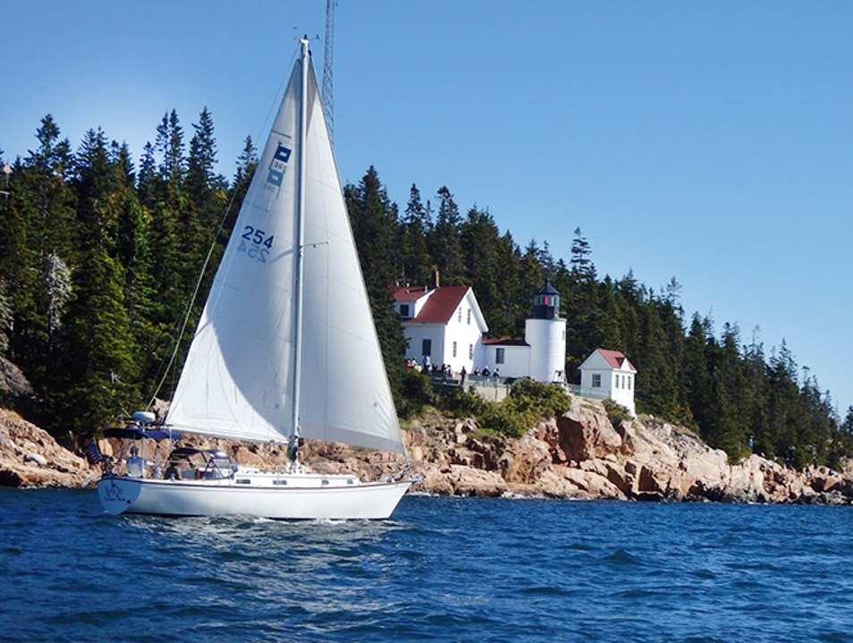 Island Cruises Tremont Maine United States
