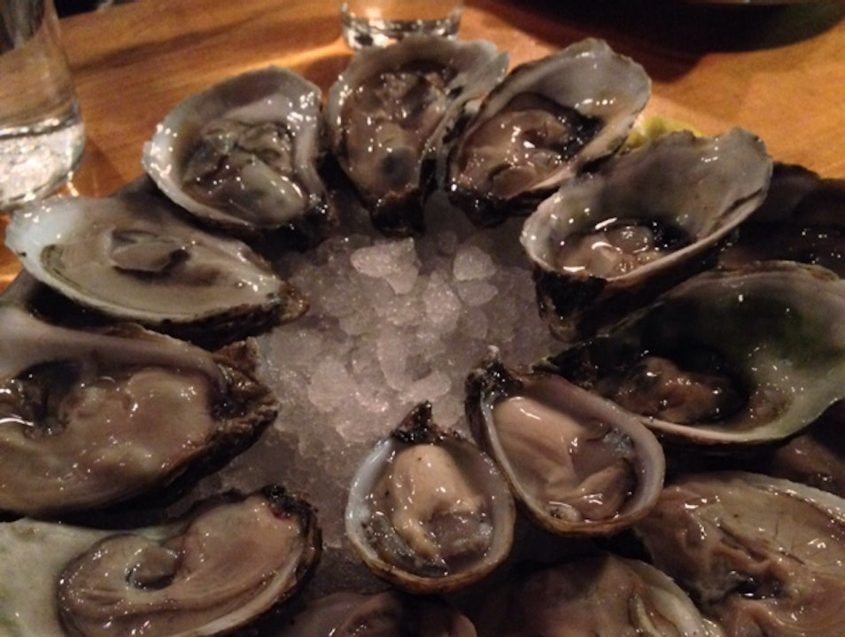 Best Oyster Bar in NY! New York New York United States