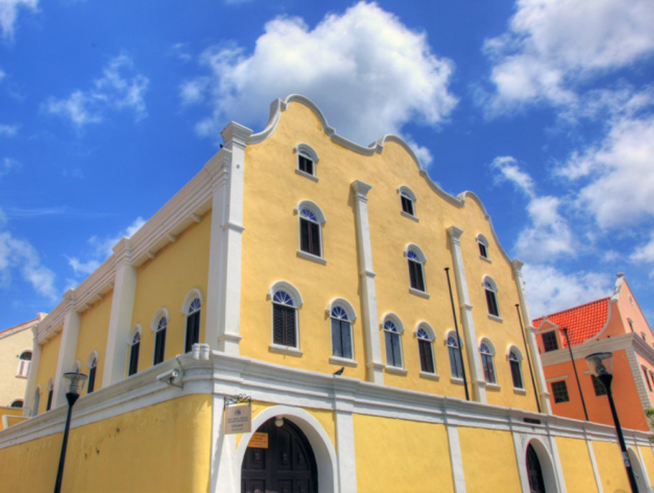 Oldest Synagogue in the West Willemstad  Curaçao