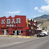 K-Bar Pizza