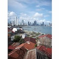 Casco Viejo Roof-Top Panama City  Panama