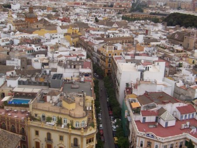 Fall in love with Seville