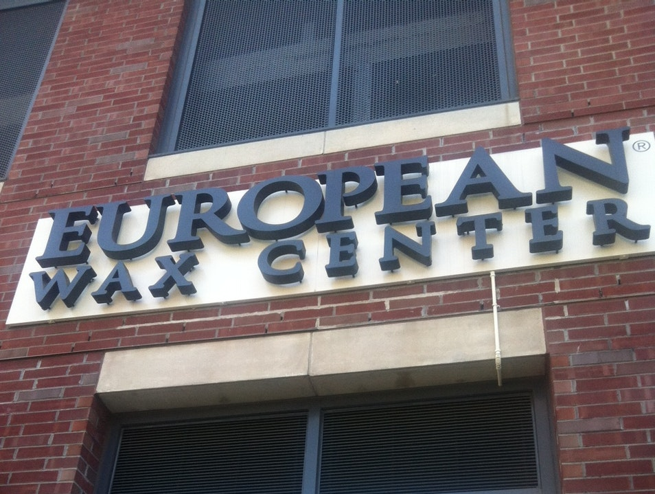 A bit of spa time: European Wax Center Jersey City New Jersey United States