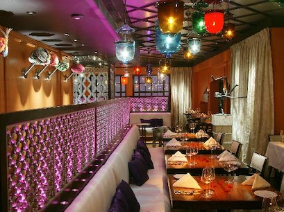 Veeraswamy Restaurant London  United Kingdom