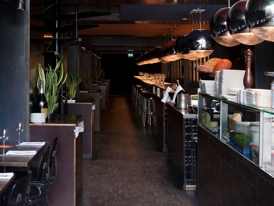 ENVY: Sinfully-Good Tapas on Prinsengracht