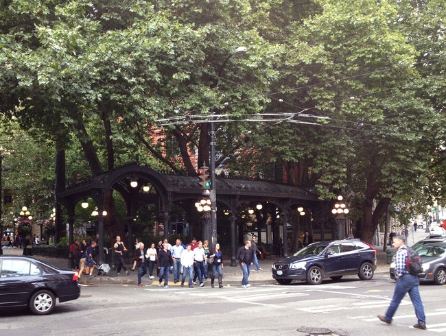 A Stroll Through Pioneer Square