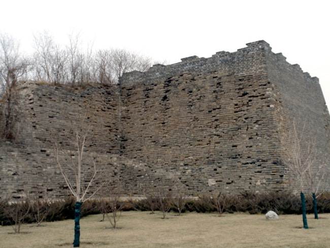 One of the Last Sections of the Beijing City Wall