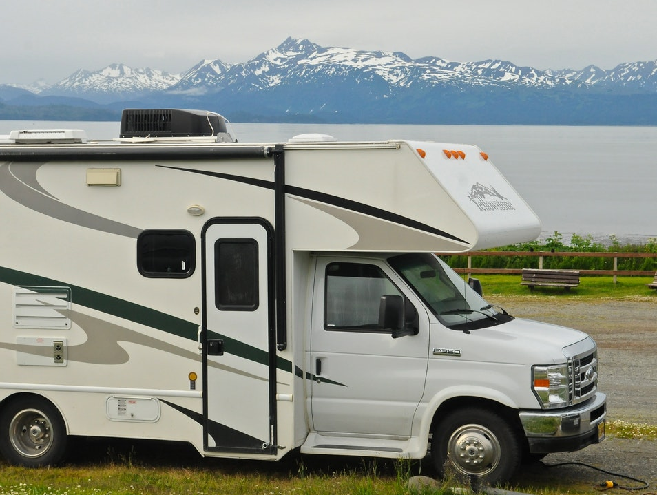 Go RVing Around the Kenai Peninsula Anchorage Alaska United States