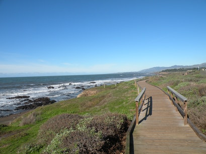 Moonstone Beach Cambria California United States