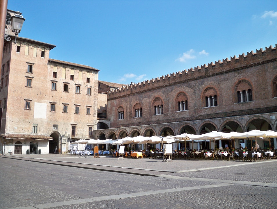 A Walk Through Piazza Erbe