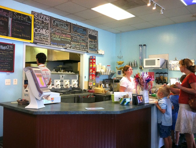 Midwestern-Style Frozen Custard in Virginia