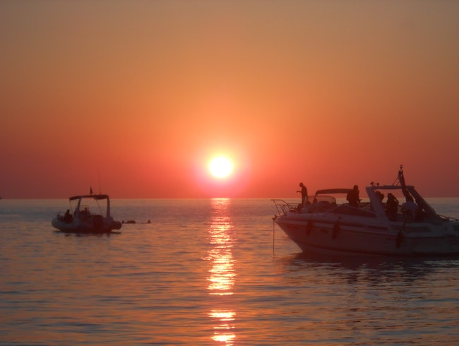 I have seen my good share of sunsets, but Ibiza sunsets...