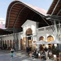 Santa Caterina Market Barcelona  Spain